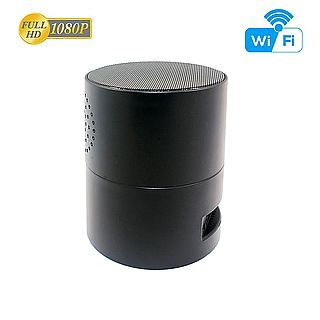 מצלמה נסתרת WI-FI ברמקול Bluetooth